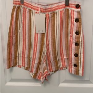 Shorts by Joie. NWT
